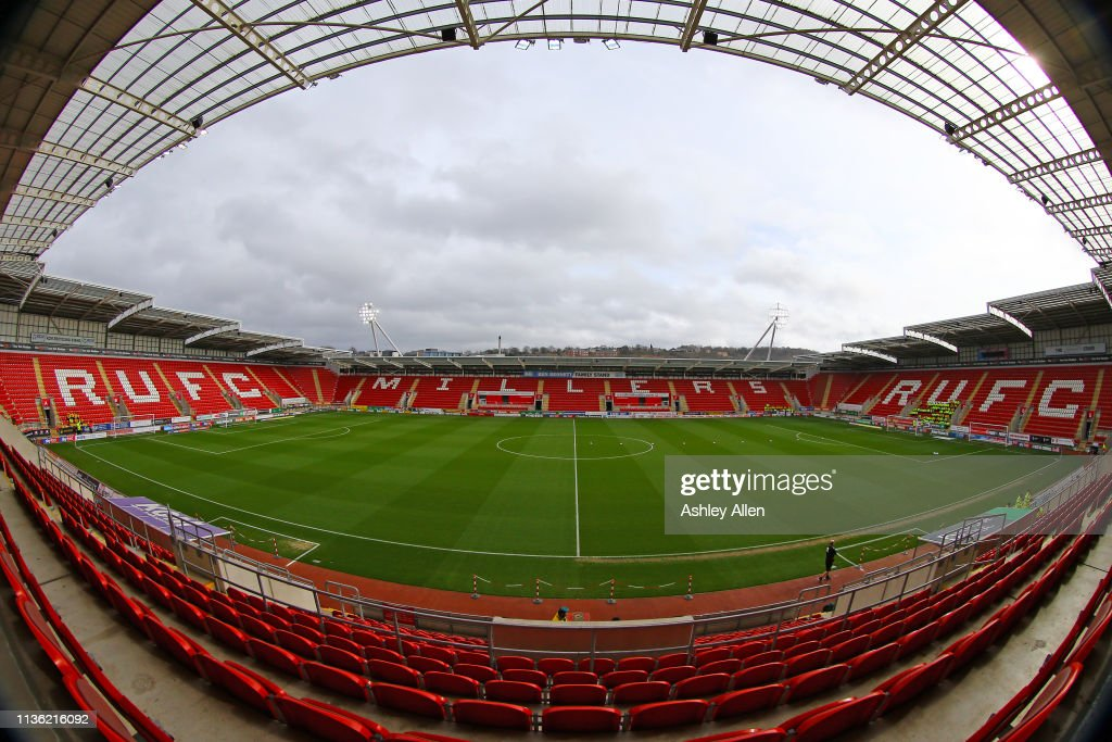 Rotherham United v Norwich City - Sky Bet Championship : News Photo