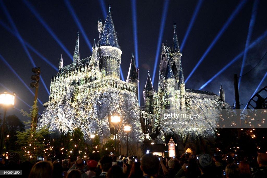 Universal Orlando's A Celebration Of Harry Potter Media Event : News Photo