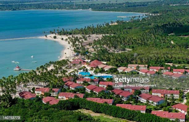 General view of the Nueva Romana Beach Residential on March 4 2012 in La Romana Dominican Republic