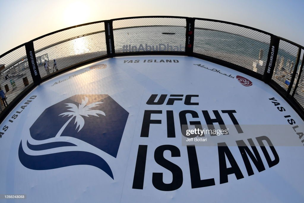 UFC Fight Island Previews : News Photo