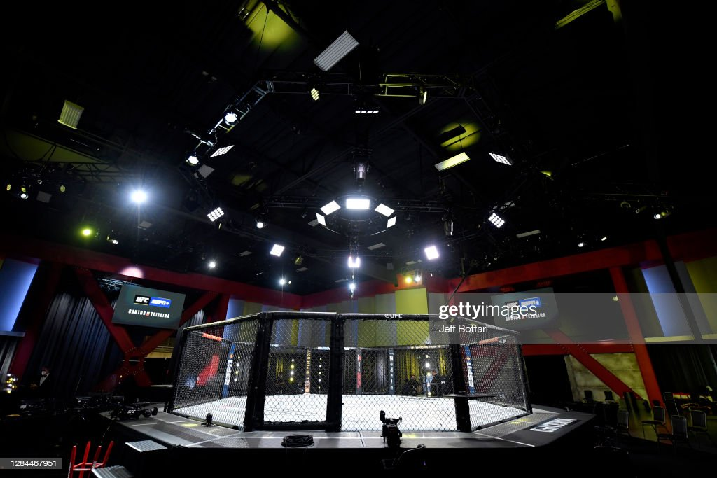 UFC Fight Night: Santos v Teixeira : News Photo