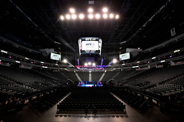 NV: UFC 248 Adesanya v Romero