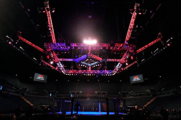 NZL: UFC Fight Night Felder v Hooker