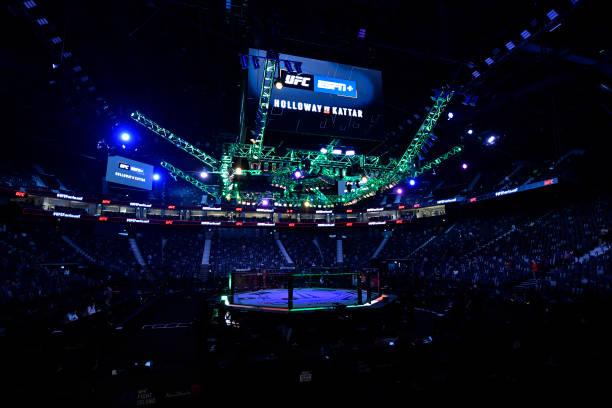 ARE: UFC Fight Night Holloway v Kattar