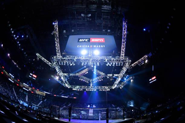 ARE: UFC Fight Night Chiesa v Magny