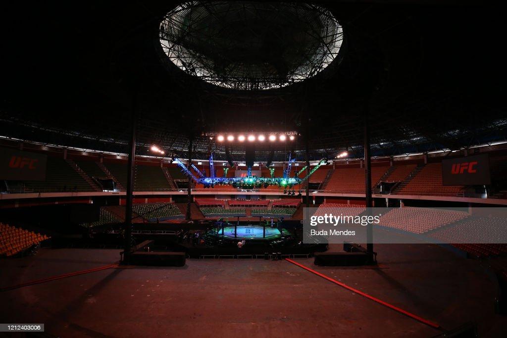 UFC Fight Night: Lee v Oliveira : News Photo