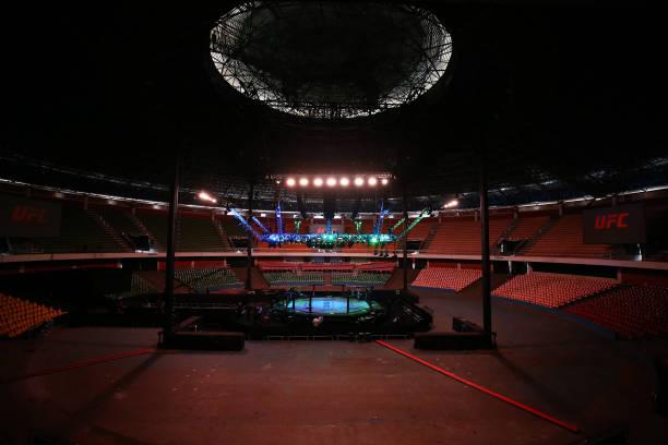 BRA: UFC Fight Night Lee v Oliveira