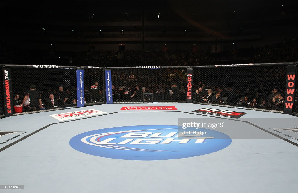 UFC 144: Mizugaki v Cariaso : News Photo