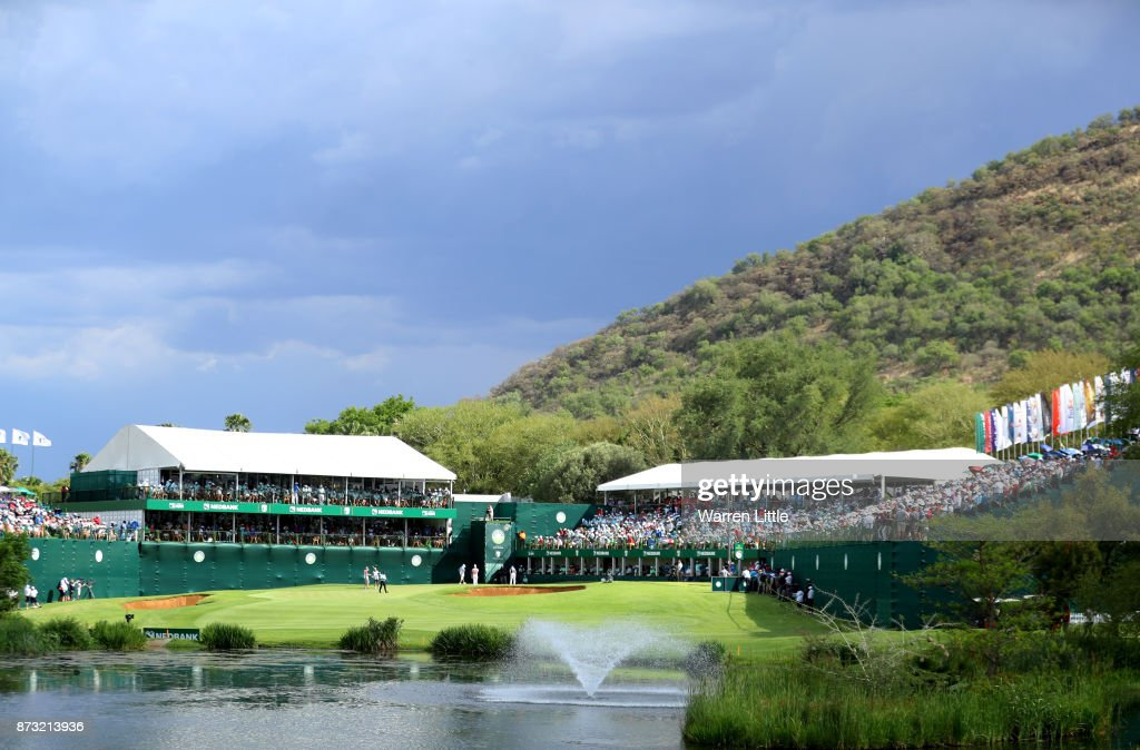 Nedbank Golf Challenge - Day Four : News Photo