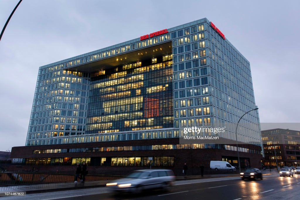 Der Spiegel Admits Fabricated Reporting By Star Reporter : News Photo