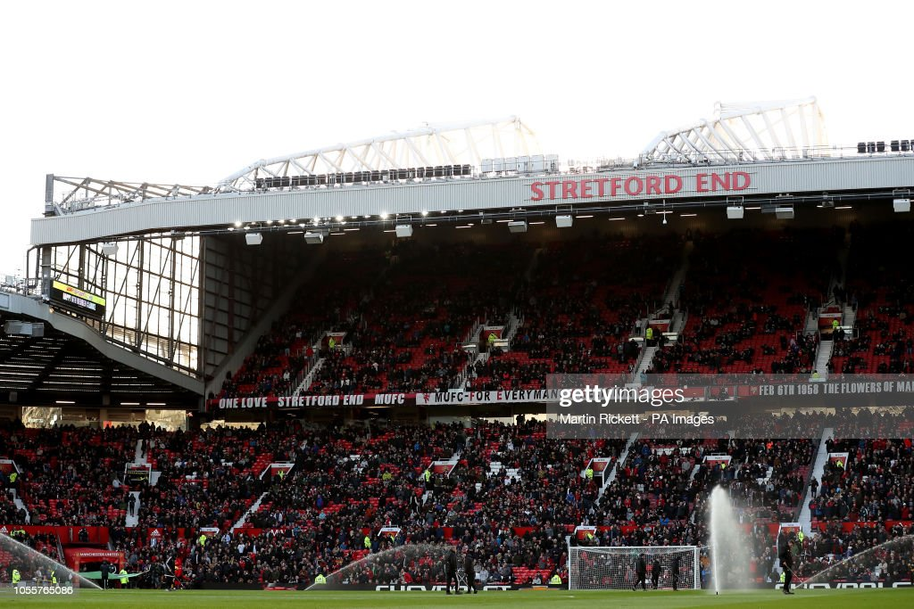 Manchester United v Everton - Premier League - Old Trafford : News Photo
