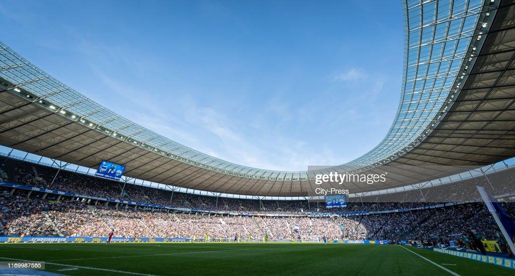 Hertha BSC v SC Paderborn - German soccer league : ニュース写真