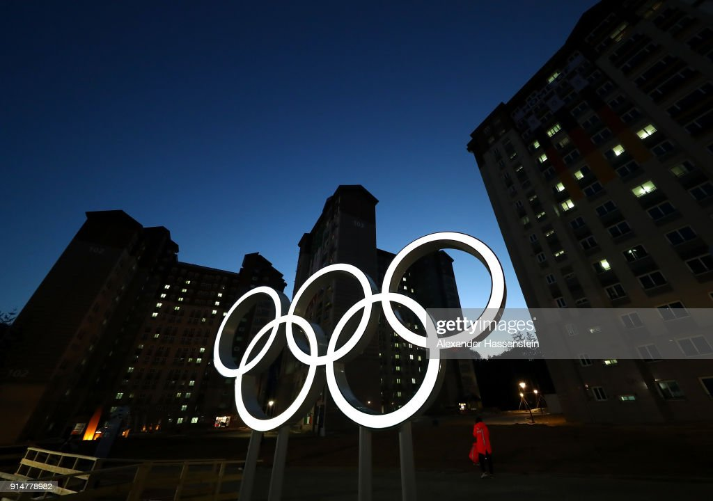 Previews - Winter Olympics Day -3 : News Photo