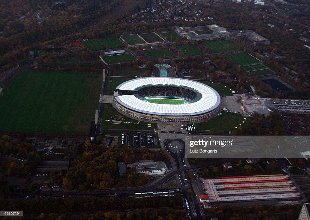 General Viel Olympic Stadium : Nachrichtenfoto