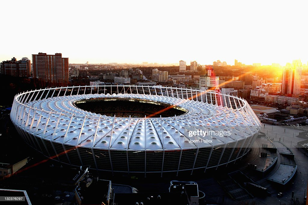 General Views Of Kiev - EURO 2012 Venue City : Fotografía de noticias