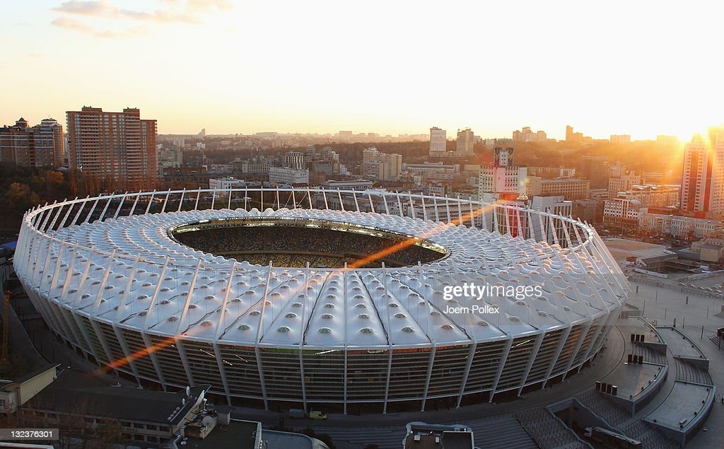 General Views Of Kiev - EURO 2012 Venue City : News Photo