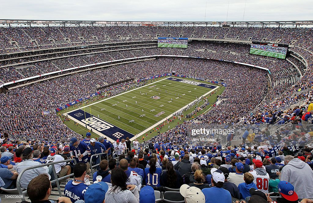 Carolina Panthers v New York Giants : ニュース写真