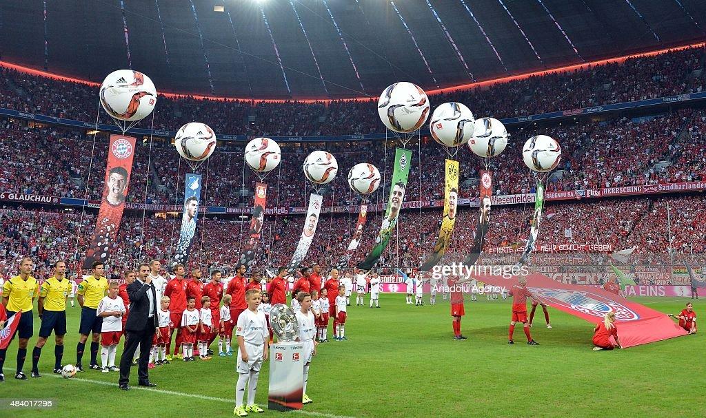 Bayern Munich vs Hamburger SV - Bundesliga : News Photo