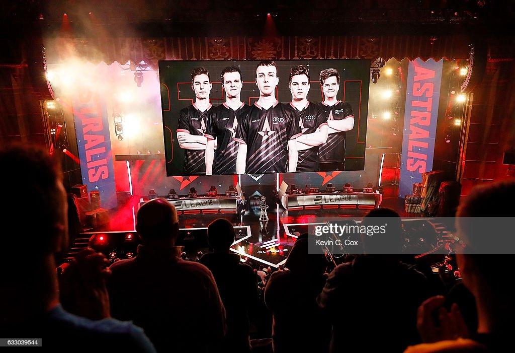 ELEAGUE: Counter-Strike: Global Offensive (CS:GO) Major Championship - Final Day : News Photo
