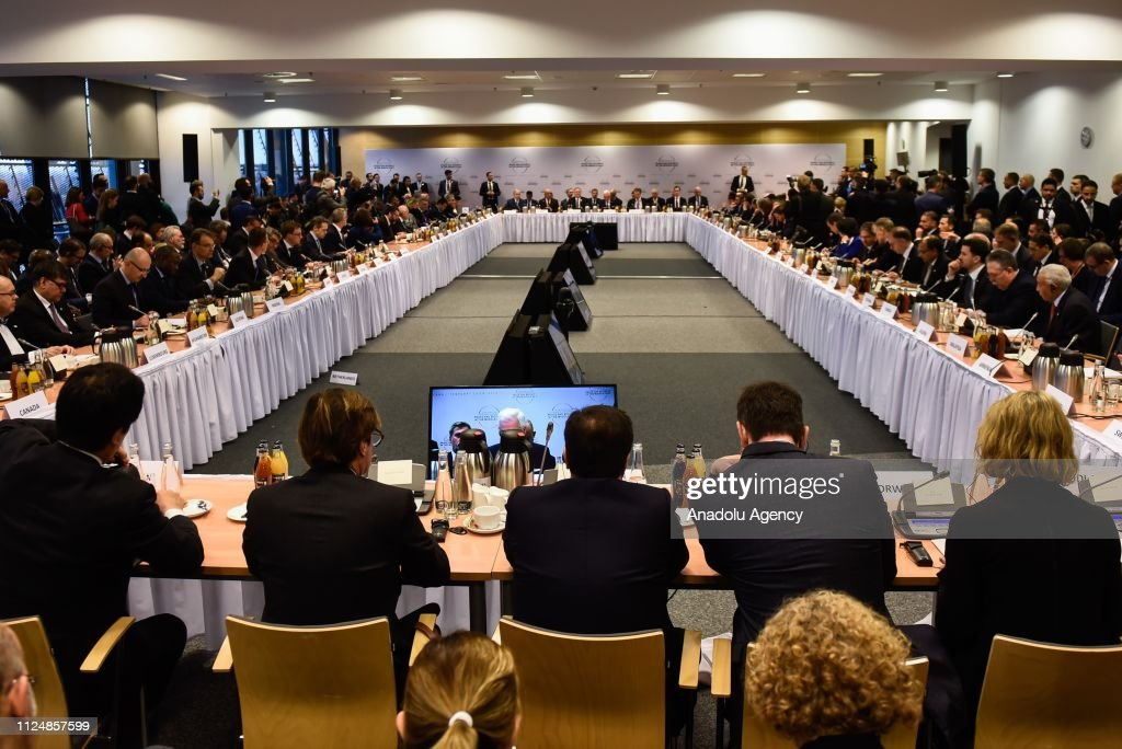 Peace and Security in the Middle East Summit in Poland : News Photo