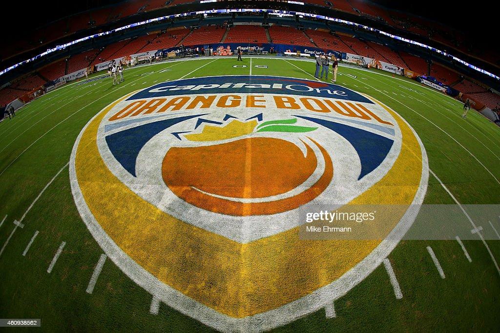 Capital One Orange Bowl - Mississippi State v Georgia Tech : News Photo
