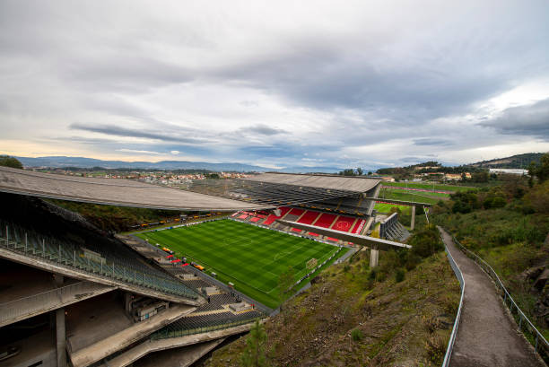 PRT: SC Braga v Leicester City: Group G - UEFA Europa League