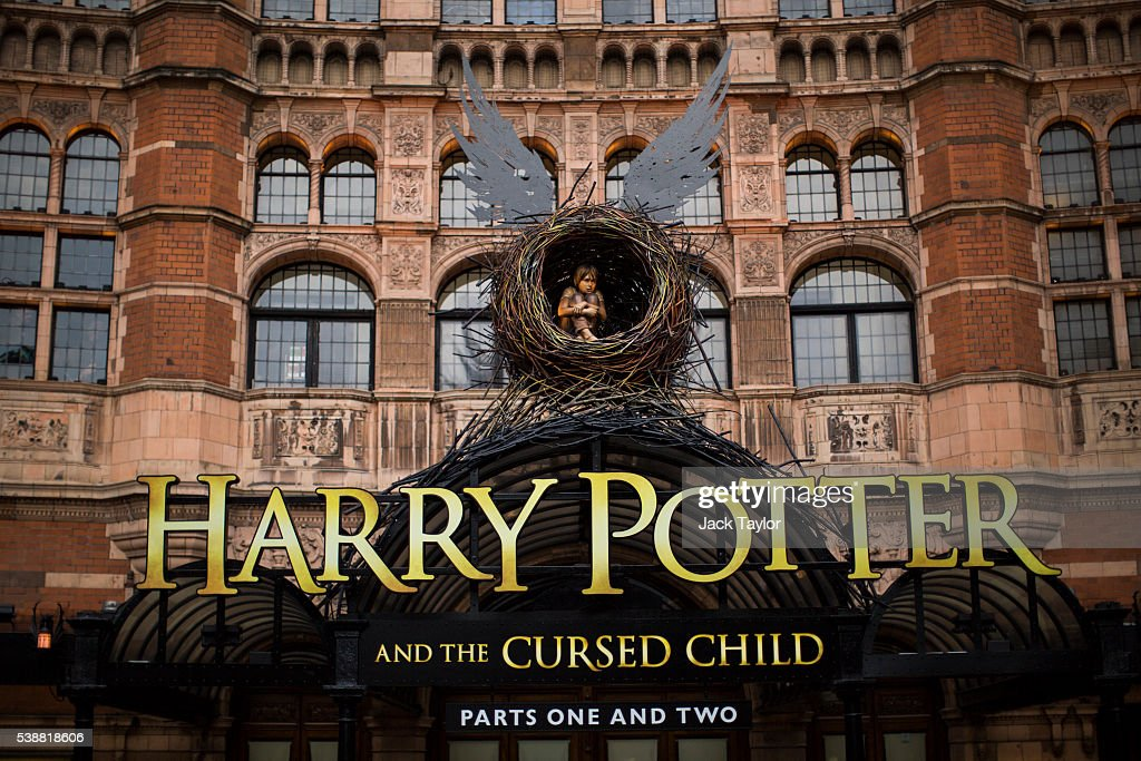 New Harry Potter Play Previews To A Thrilled Audience : News Photo