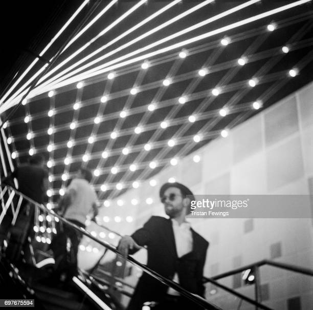 A general view of The Palais des Festivals et des Congres at the 70th Annual Cannes Film Festival on June 1 2017 in Cannes France To celebrate the...