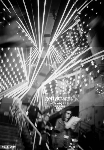 A general view of The Palais des Festivals et des Congrs during the 70th Annual Cannes Film Festival on June 1 2017 in Cannes France To celebrate...