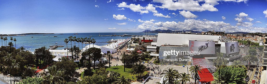 General Views & Atmosphere During Cannes Film Festival : News Photo