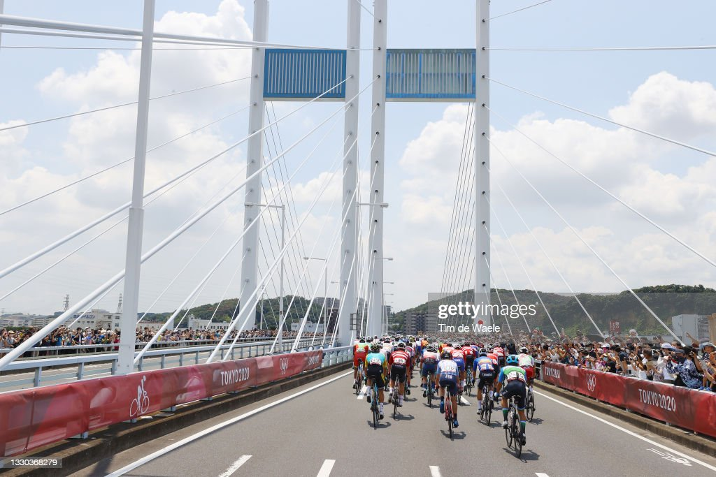 Cycling - Road - Olympics: Day 1 : ニュース写真