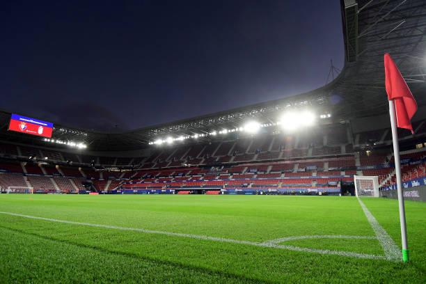 ESP: CA Osasuna v Granada CF - La Liga Santander