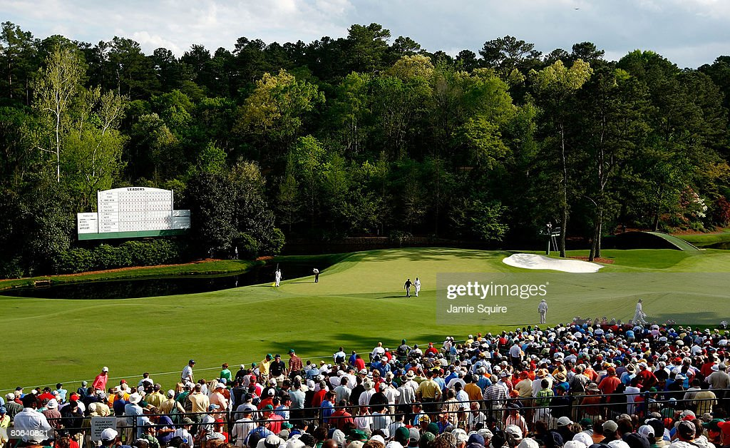 The Masters - Second Round : News Photo