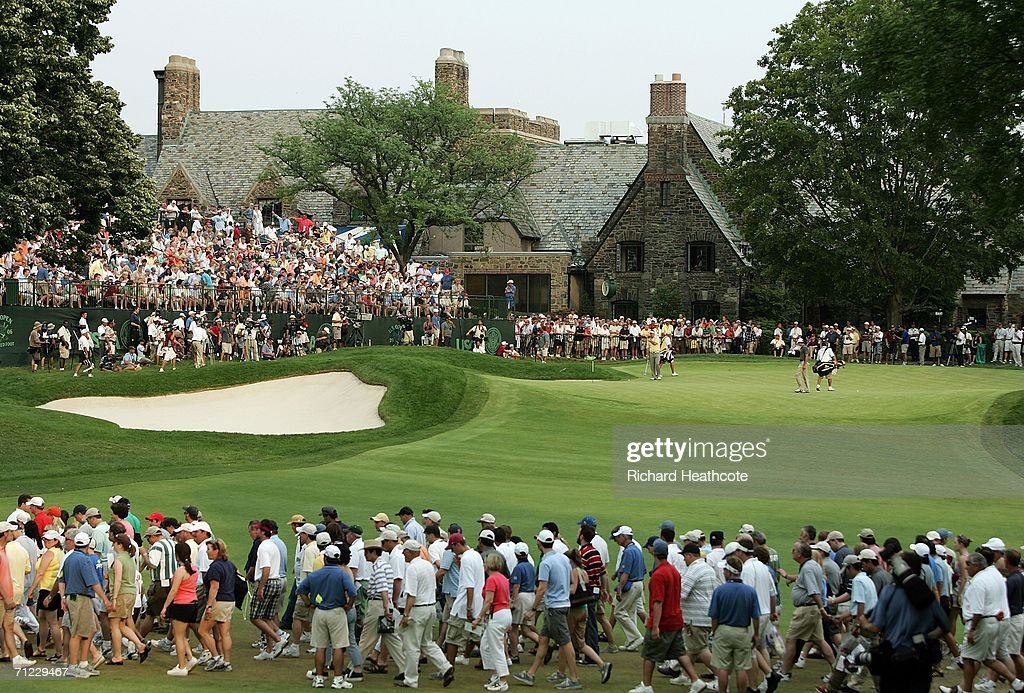 2006 US Open Championship : News Photo