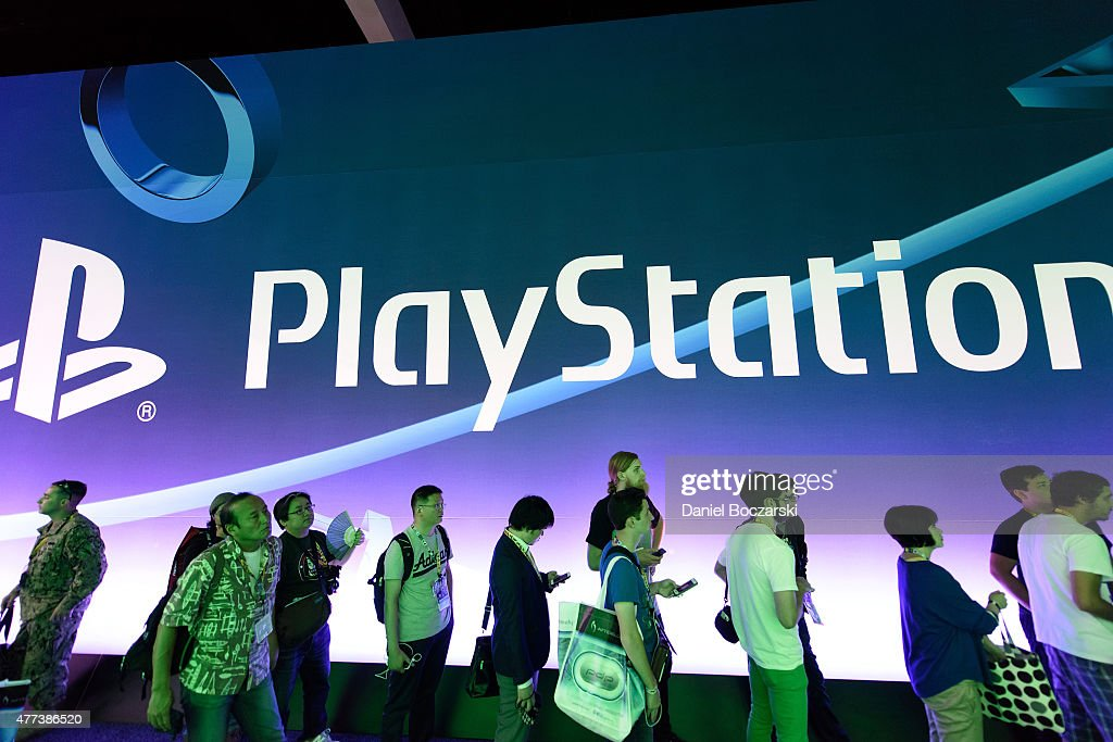 E3 Electronic Entertainment Expo : News Photo