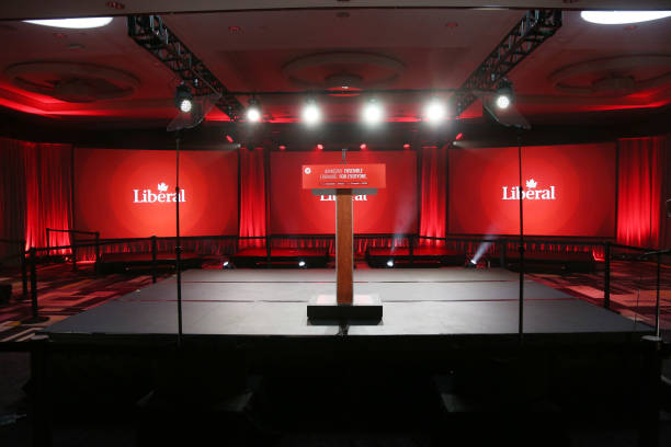 CAN: Prime Minister Justin Trudeau Holds Election Night Event In Montreal