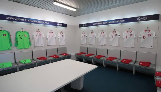 ITA: Poland v Belgium: Group A - 2019 UEFA U-21 Championship