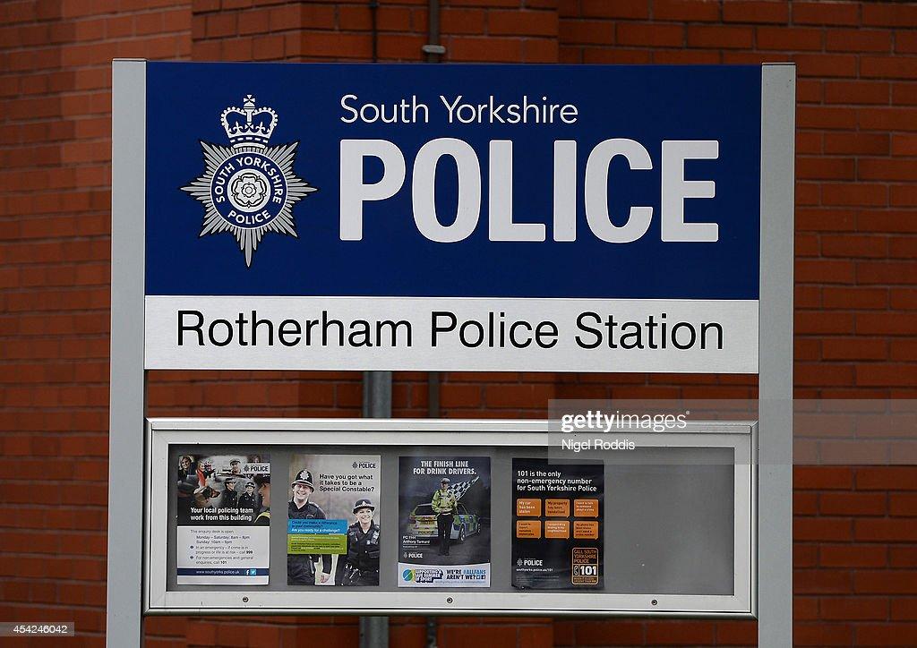 Rotherham Child Abuse Scandal : News Photo