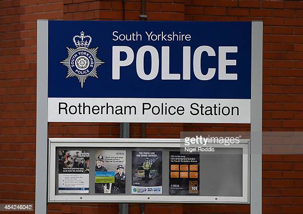 A general view of the Police station in Rotherham South Yorkshire August 27 2014 in Rotherham England A report released yesterday claims at least...
