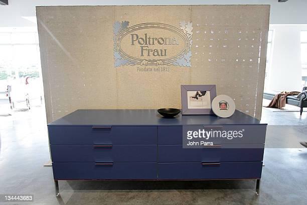 Poltrone Per Studio.World S Best Poltrona Frau Group Miami Studio Baccarat