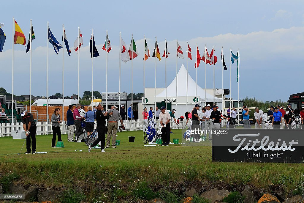 The Senior Open Championship - Previews : News Photo