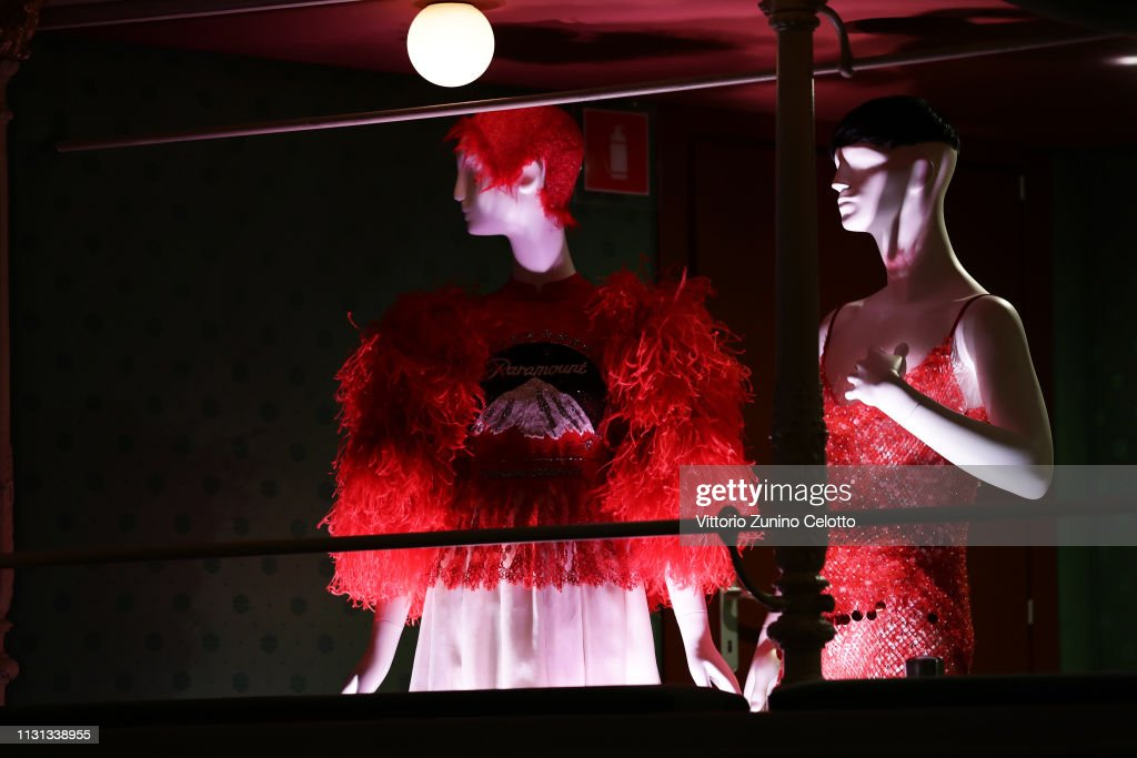 "ITA: Press event for The Costume Institute's spring 2019 exhibition ""Camp: Notes on Fashion"""