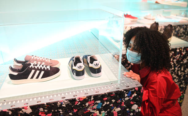 "GBR: ""Sneakers Unboxed: Studio To Street"" At The Design Museum - Press View"