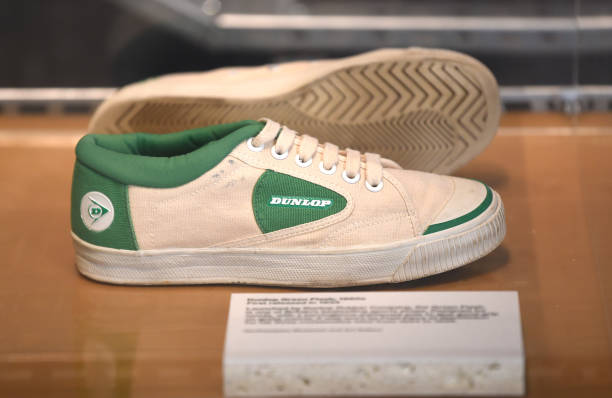 """GBR: """"Sneakers Unboxed: Studio To Street"""" At The Design Museum - Press View"""