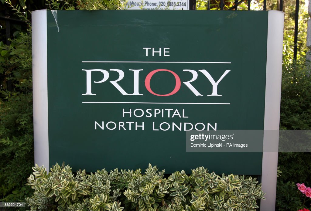Priory hospital southgate