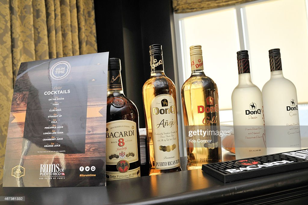 The Puerto Rico Industrial Development Company And Rums Of Puerto Rico Reception In Celebration Of SelectUSA Investment Summit At Old Hickory Steakhouse In National Harbor : News Photo
