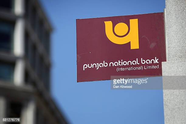 Punjab National Bank Pictures and Photos - Getty Images