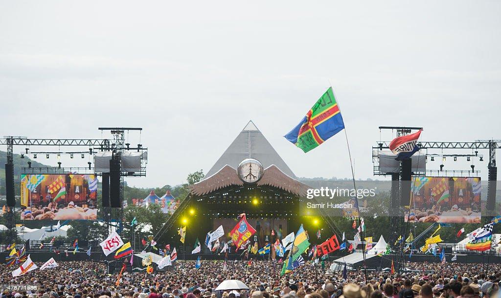 Glastonbury Festival 2015 - Day 2 : News Photo