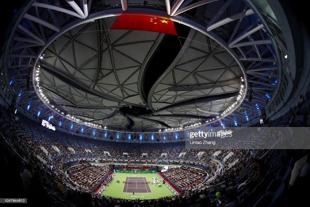 2018 Rolex Shanghai Masters - Day 3 : ニュース写真