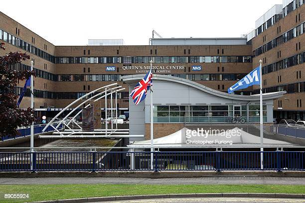 General view of the Queens Medical Centre and University Hospital, Nottingham on July 16, 2009 in Nottingham, England.